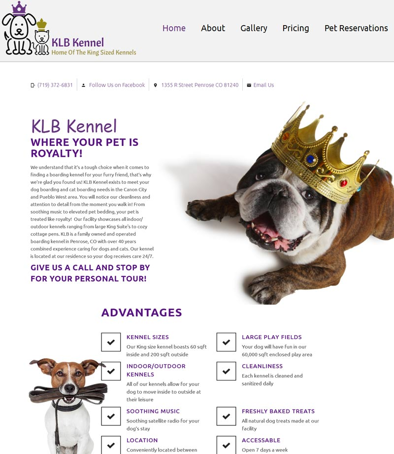 KLB-Kennel